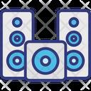 Dvd Dvd Player Music System Icon
