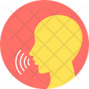 Speak Microphone Recording Icon