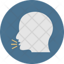 Express Speak Talk Icon
