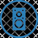 Speaker Audio Electronics Icon