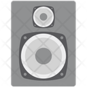 Speaker Woofer Subwoofer Icon