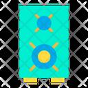 Speaker Box Music Icon