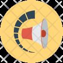 Speaker Volume Voice Icon