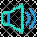 Sound Volume High Volume Icon