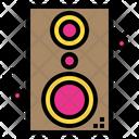 Speaker Sound Music Icon