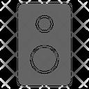 Speaker Audio Sound Icon