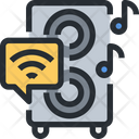 Speaker Wireless Speaker Audio Icon