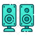Speaker Sound Icon