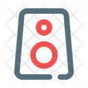Speaker Speaking Device Icon