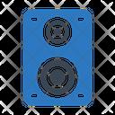 Speaker Woofer Loud Icon