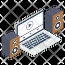 Volume Speaker Speaker Loudspeaker Icon