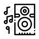 Musical Dynamic Device Icon