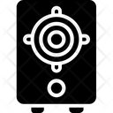 Speaker Bass Subwoofer Icon