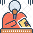 Emcee Master Microphone Icon