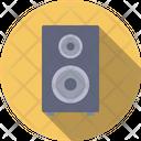 Woofer Loud Speaker Icon