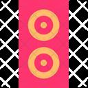 Speaker Device Components Icon