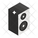 Volume Speaker Speaker Loudspeaker Icon