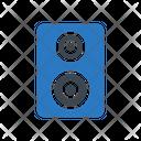 Speaker Woofer Audio Icon