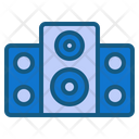 Speaker Home Appliance Icon