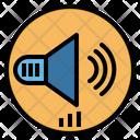 Speaker Multimedia Computer Icon