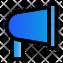 Speaker Mega Phone Loudspeaker Icon