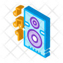 Music Device Equipment Icon