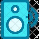Speaker Music System Audio System Icon