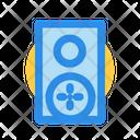 Speaker Technology Electronic Icon