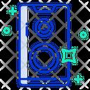 Aspeaker Box Icon