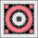 Speaker Drive Loud Speaker Icon
