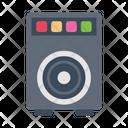 Woofer Speaker Sound Icon