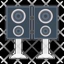 Speaker Sound Woofer Icon