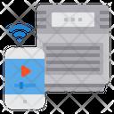 Speaker Internet Of Things Smartphone Icon
