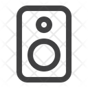 Speaker Multimedia Audio Icon