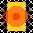 Button Speaker Music Icon
