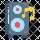 Speaker Box Speaker Loudspeaker Icon