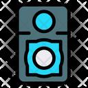 Speaker Bass Multimedia Icon