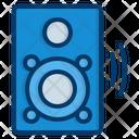Speaker Subwoofer Woofer Icon
