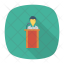 Presentation Analytics Business Icon