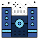 Speaker Sound Home Theater Icon