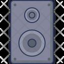 Speaker Buffer Music Icon