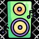 Speaker Loudspeaker Music Icon
