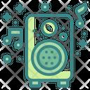 Speaker Audio Music Icon