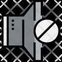 Speaker Error Music Icon