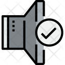 Speaker Check Music Icon