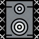 Speaker Music Sound Icon