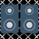 Speaker Woofer Sound Icon