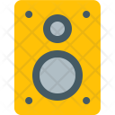 Speaker Music Icon