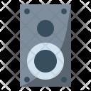 Speakers Musical Audio Icon