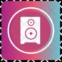 Speaker Acoustics Device Icon
